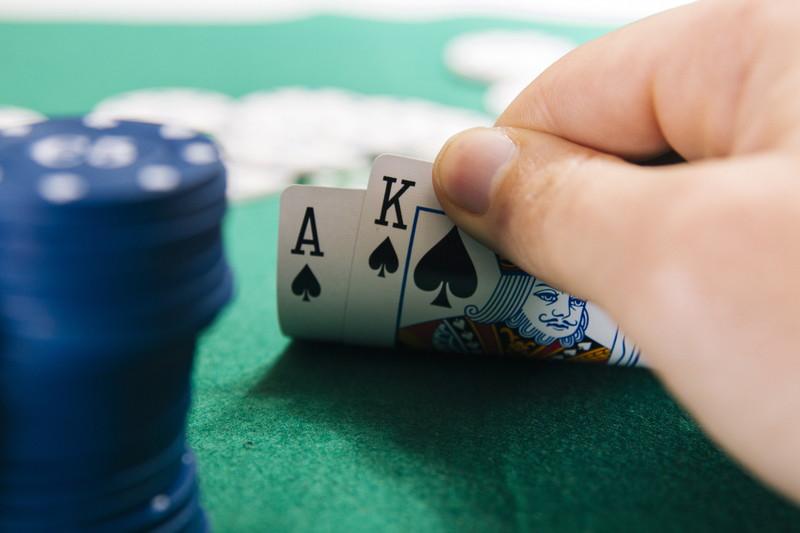ライブカジノの雰囲気
