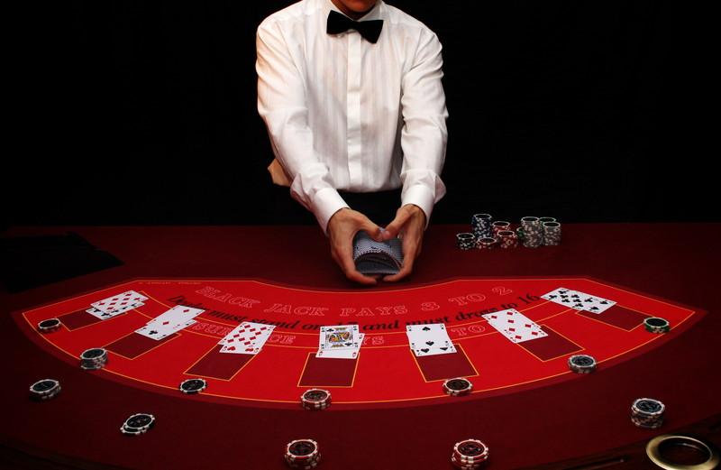 自宅で本場のカジノの雰囲気を